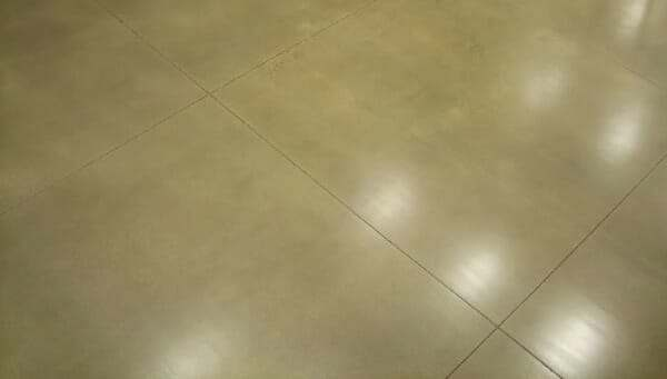 matte finished acrylic  garage floor sealer