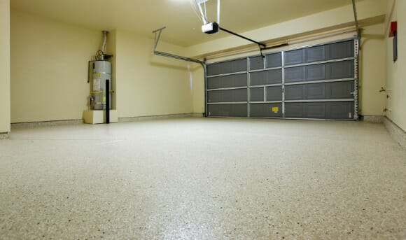 Epoxy Garage Floor Sealer