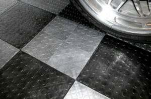 Why Does My Garage Floor Tiles Make Noise?