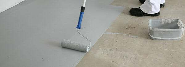 A Budget Garage Floor Paint Option All Garage Floors
