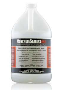 best penetrating garage floor sealers
