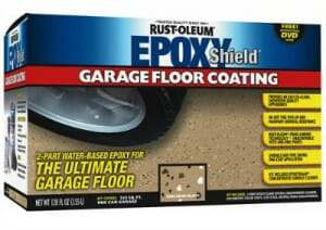 rust-oleum garage floor paint review