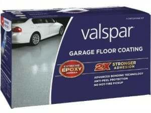 review valspar garage floor epoxy