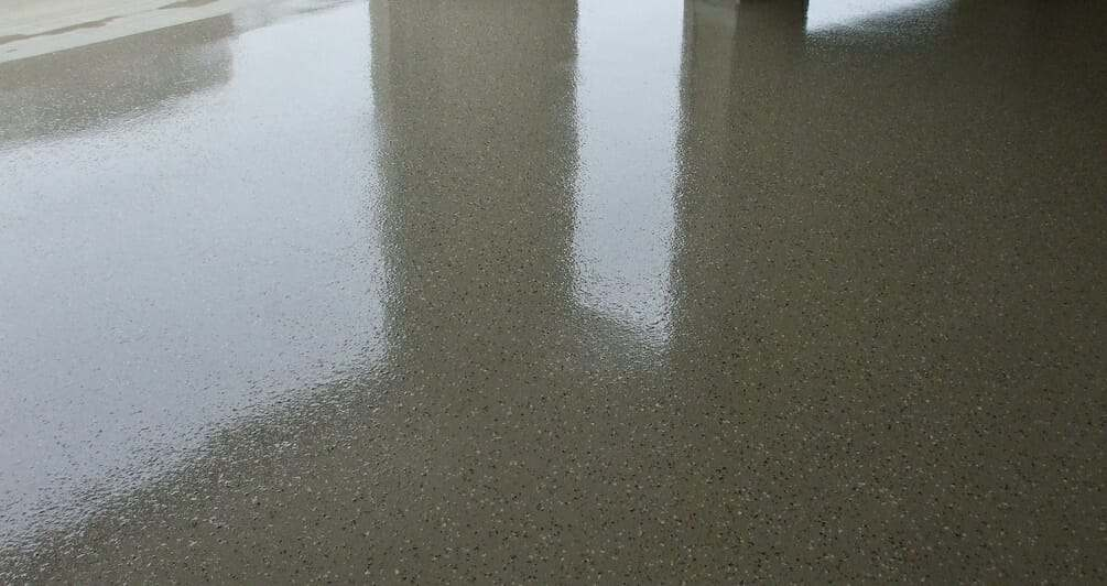 epoxy garage sealer