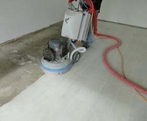 Grinding Versus Acid Etching Your Garage Floor