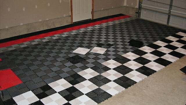 Tips To Prepare Your Garage Floor For Interlocking Tiles All