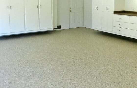 polyurea polyaspartic garage floor coating