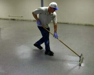10 Reasons you Should Add a Clear Top Coat to your Epoxy Floor