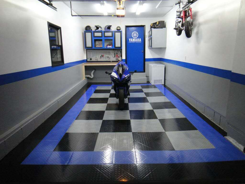 Skill requirements for diy garage floor installations all garage east to install garage flooring solutioingenieria Images