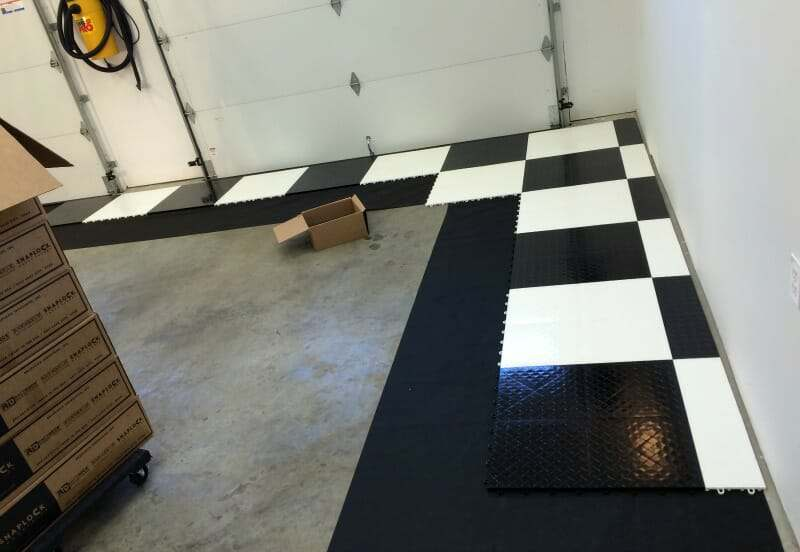 TuffShield Garage Floor Project And Review All Garage Floors