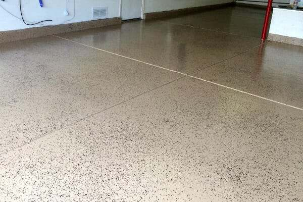 How To Recoat New Epoxy Over An Old Garage Floor Coating All