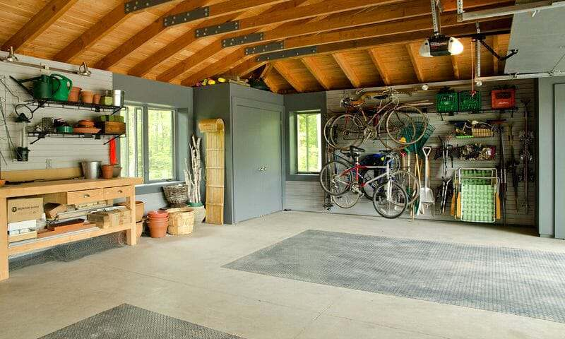 Penetrating garage floor sealer