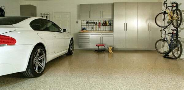 Nohr-S Polyurea garage floor coating