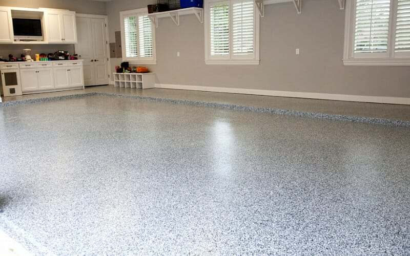 Garage Floor Seal Gallery Of Seal Krete Epoxy Concrete