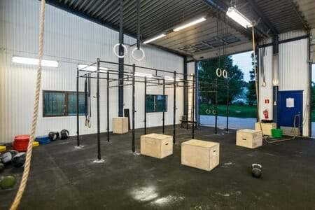 Best home gym flooring options for a garage all garage floors