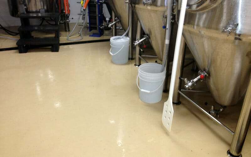 Why Epoxy Coatings Are Best For Home Brewing In The Garage
