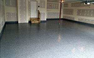 Eric's ArmorPoxy SPGX Garage Floor Coating Installation