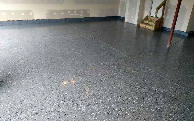 1 Part Epoxy Commercial Garage Floor Paint Ratings