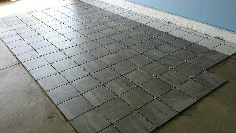 installing-porcelain-tile-garage-floor