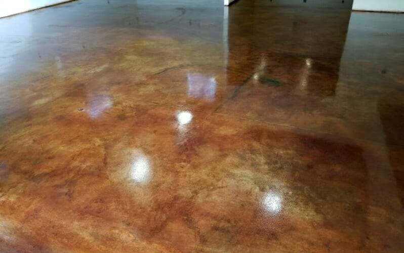 Why this water based concrete stain is better than acid for Best way to clean concrete floors before staining